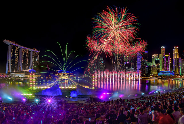 Rayakan Momen Seru Natal dan Akhir Tahun Hanya di Singapura (67416)
