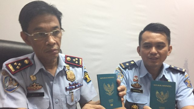 2 Petugas Imigrasi Ngurah Rai Terancam Sanksi Akibat Buronan AS Kabur (254418)