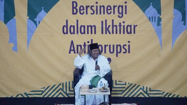 KH. Ahmad Muwafiq, Gus Muwafiq, KPK