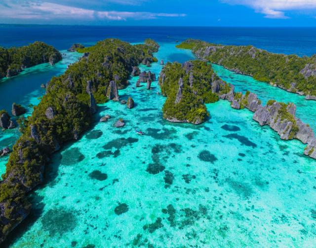 Ssst! Ternyata Ini 5 Pantai Favorit Susi Pudjiastuti di Indonesia (47630)