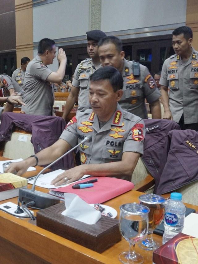 PKS ke Kapolri: Hina Presiden Langsung Diciduk, Hina Rasulullah Diam (579924)