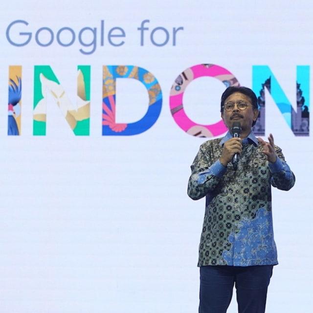 Menkominfo Minta Google Segera Bangun Data Center di Indonesia (323915)