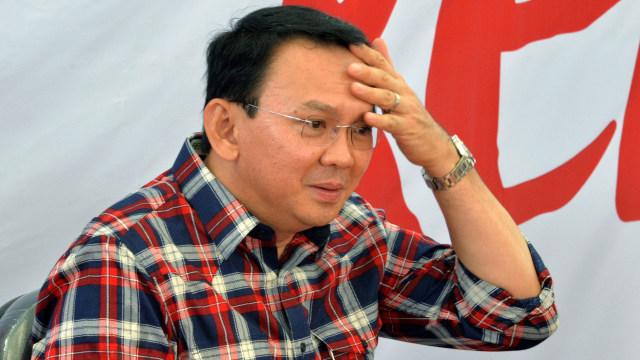 LIPSUS Komisaris Ahok, Basuki Tjahaja Purnama