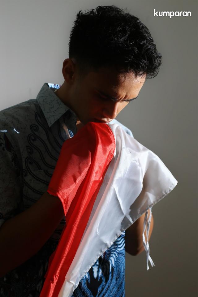 Luis Leeds: Memilih Indonesia Bukan karena Dorongan Sang Ibu (286256)