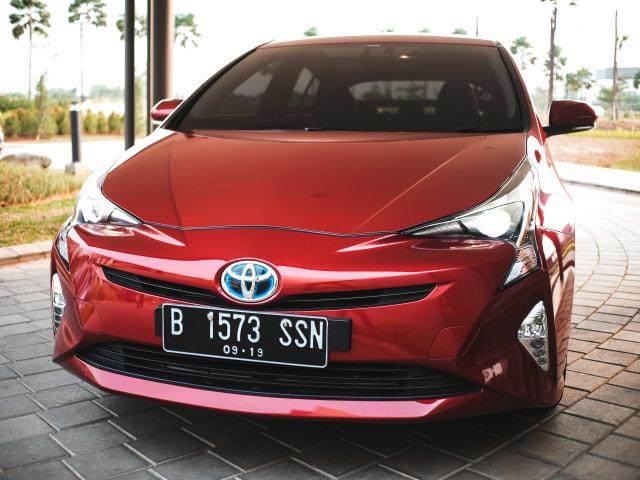 Mencoba Prius Hybrid di Jalan Jakarta, Bebas Ganjil Genap?  (145620)
