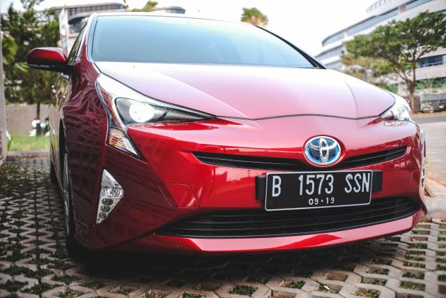 Mencoba Prius Hybrid di Jalan Jakarta, Bebas Ganjil Genap?  (145605)