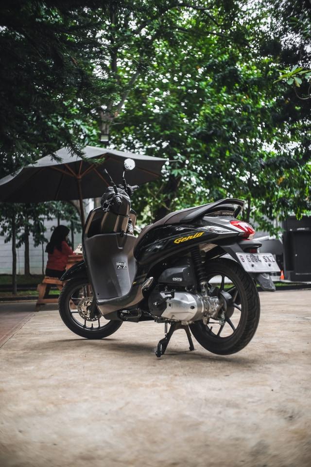 Ulasan Lengkap Honda Genio, Layak untuk Motor Harian?  (20842)
