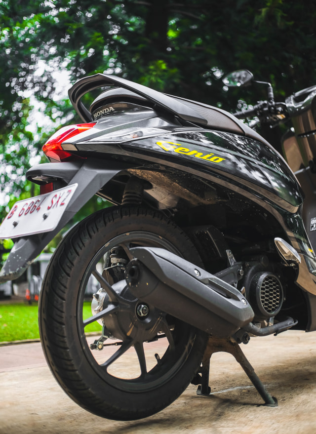 Ulasan Lengkap Honda Genio, Layak untuk Motor Harian?  (20839)