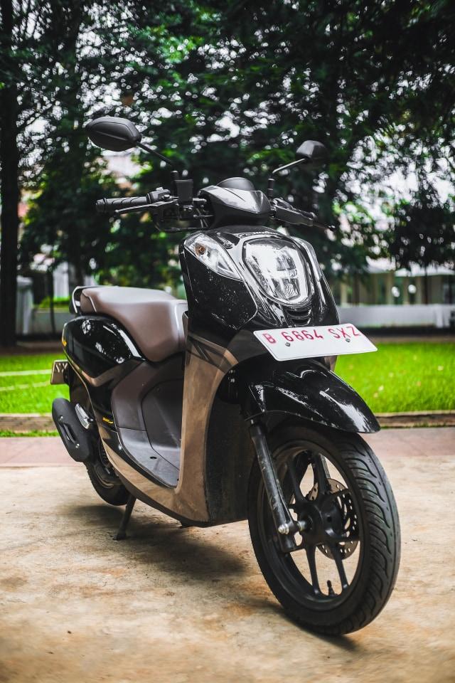 Honda Genio Punya Tampilan Baru, Harganya Tetap (236877)