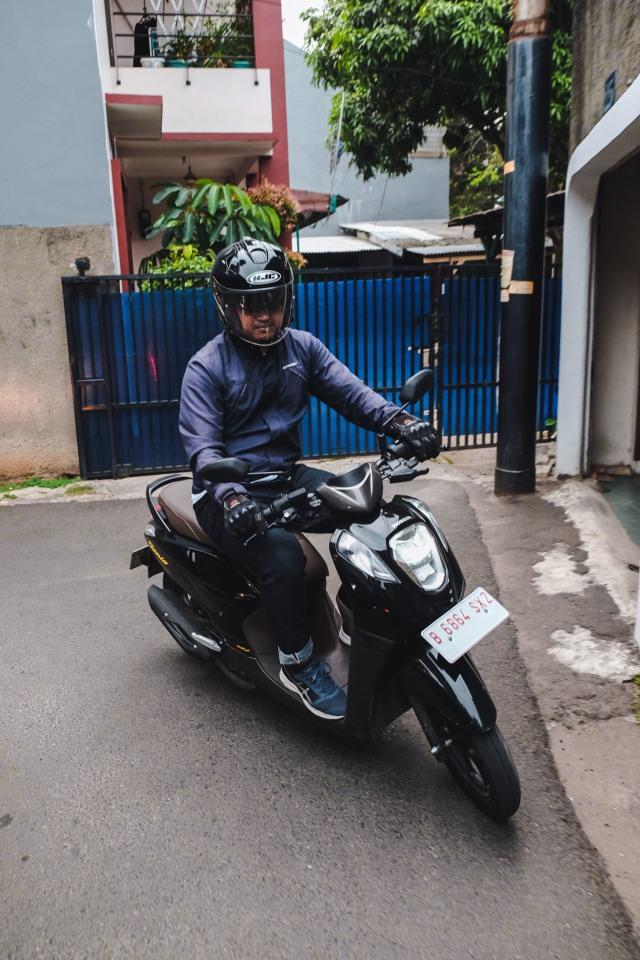 Ulasan Lengkap Honda Genio, Layak untuk Motor Harian?  (20838)