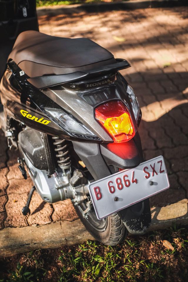 Ulasan Lengkap Honda Genio, Layak untuk Motor Harian?  (20848)