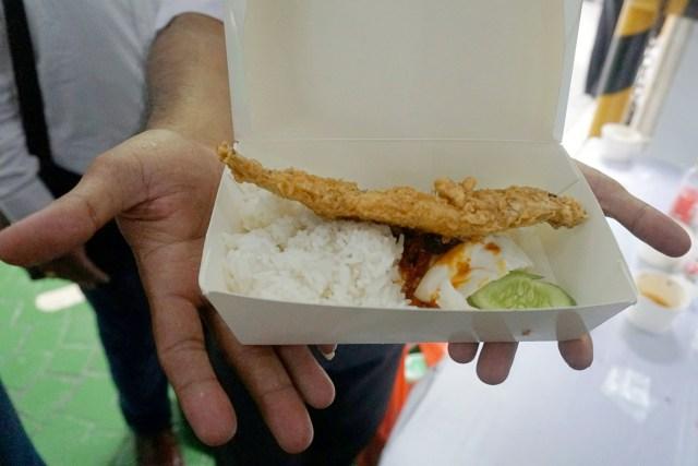 Gerakan Makan Ikan Bersama