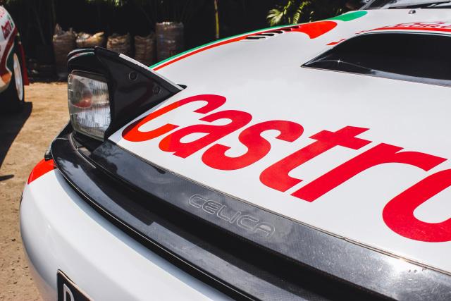 Toyota Celica GT Four: Nostalgia Kejayaan Balap WRC (111363)