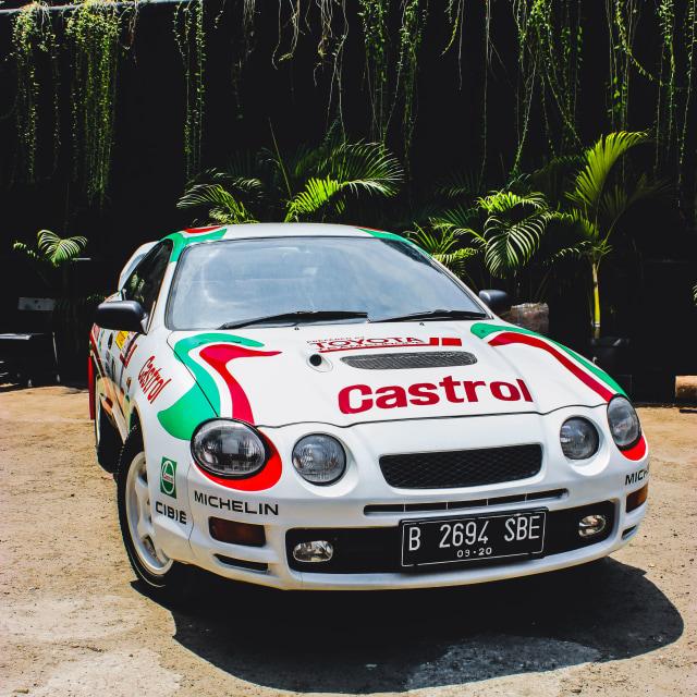 Toyota Celica GT Four: Nostalgia Kejayaan Balap WRC (24861)