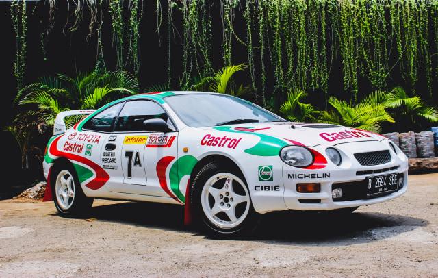 Toyota Celica GT Four: Nostalgia Kejayaan Balap WRC (24854)