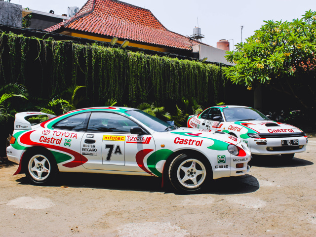 Toyota Celica GT Four: Nostalgia Kejayaan Balap WRC (24856)