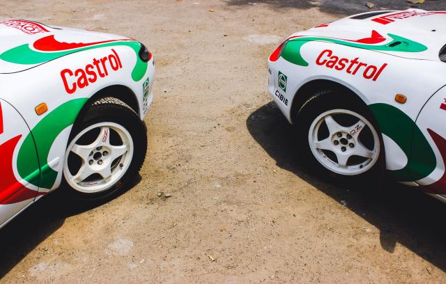 Toyota Celica GT Four: Nostalgia Kejayaan Balap WRC (24855)