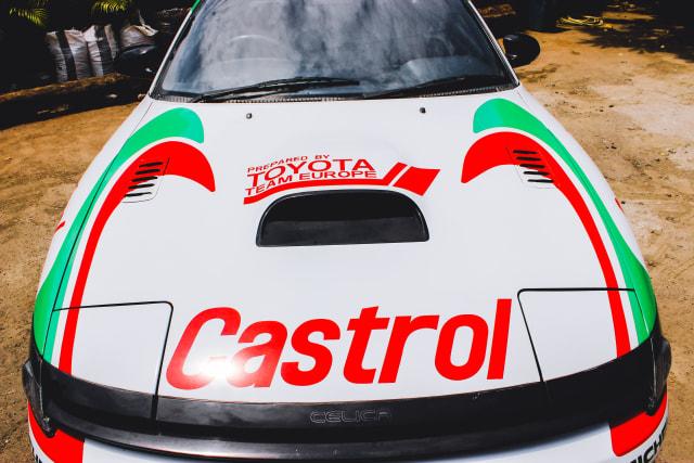 Toyota Celica GT Four: Nostalgia Kejayaan Balap WRC (24864)