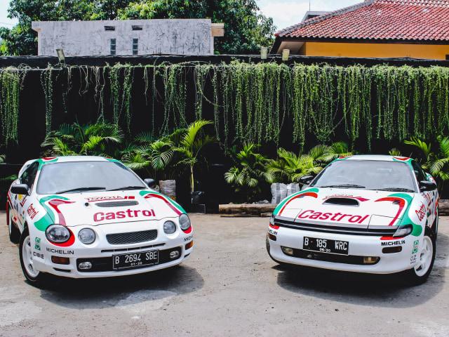 Toyota Celica GT Four: Nostalgia Kejayaan Balap WRC (111355)