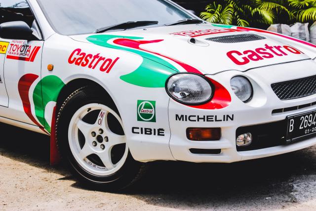 Toyota Celica GT Four: Nostalgia Kejayaan Balap WRC (24857)