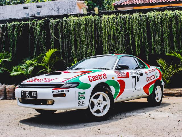 Toyota Celica GT Four: Nostalgia Kejayaan Balap WRC (111356)
