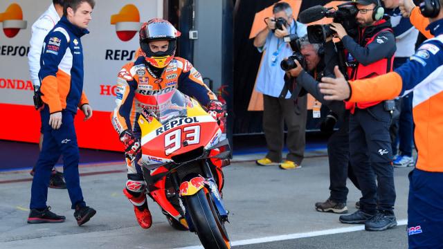 MotoGP: Honda Jeblok Tanpa Marc Marquez, Ini Komentar Baby Alien (368088)