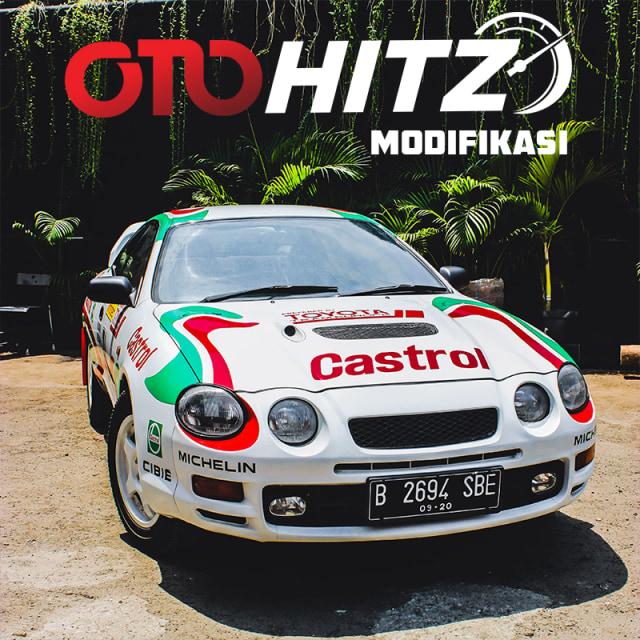 Toyota Celica GT Four: Nostalgia Kejayaan Balap WRC (24858)
