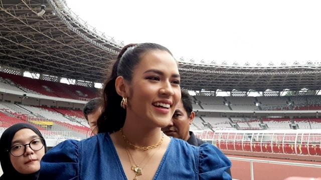 Raisa, Stadion Utama Gelora Bung Karno