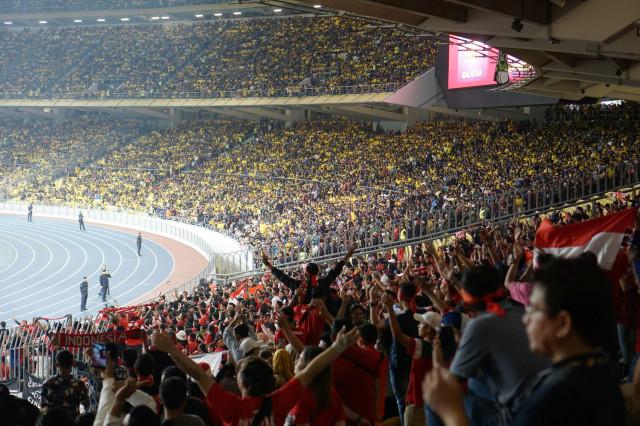 USER Suporter Indonesia dan Malaysia