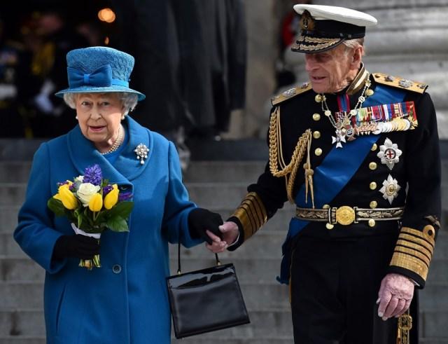 Tampak Langgeng, Ternyata Suami Ratu Elizabeth II Dikabarkan Pernah Selingkuh (29212)