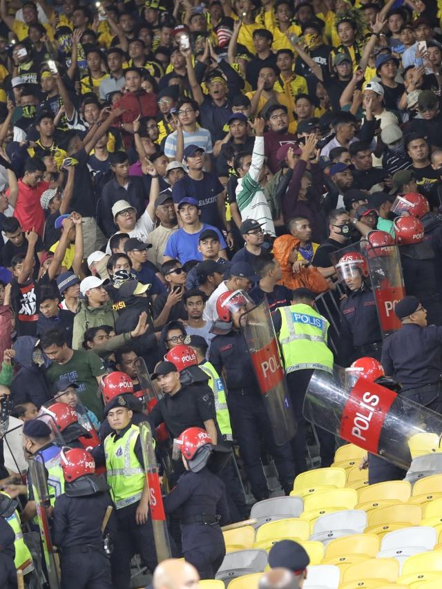 Indonesia vs Malaysia, POTRAIT