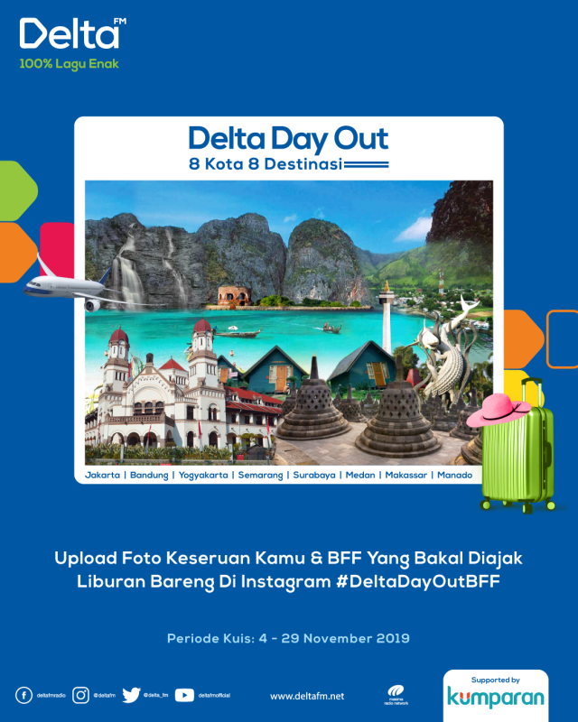 Delta Day Out