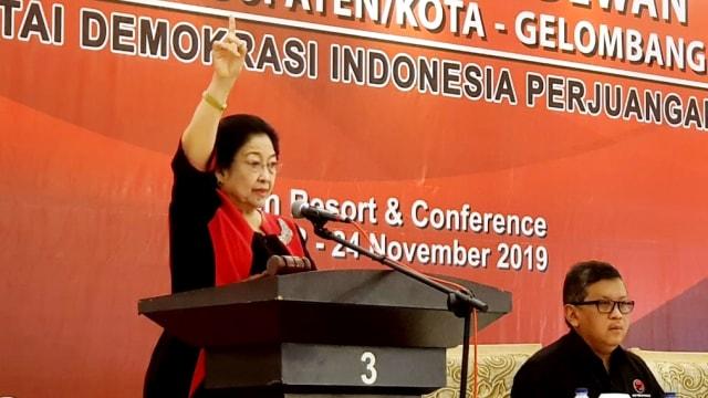 Ketum PDIP Megawati Soekarnoputri, Sekolah Dewan PDIP