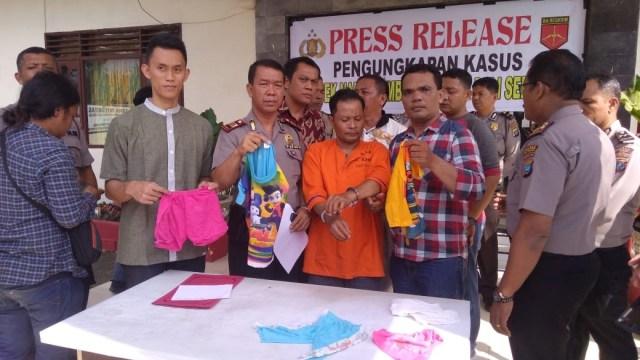 Alasan Cemburu, Pria di Sumut Bunuh Balita Pacarnya (32544)