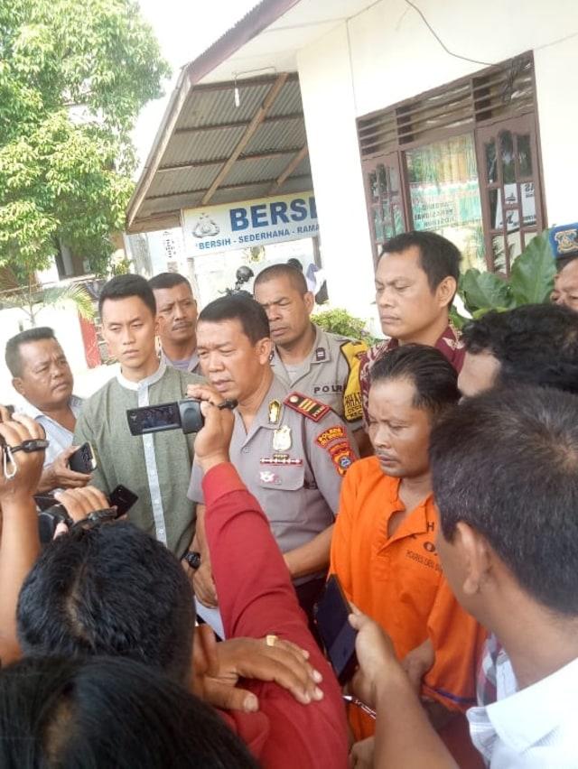 Alasan Cemburu, Pria di Sumut Bunuh Balita Pacarnya (32543)