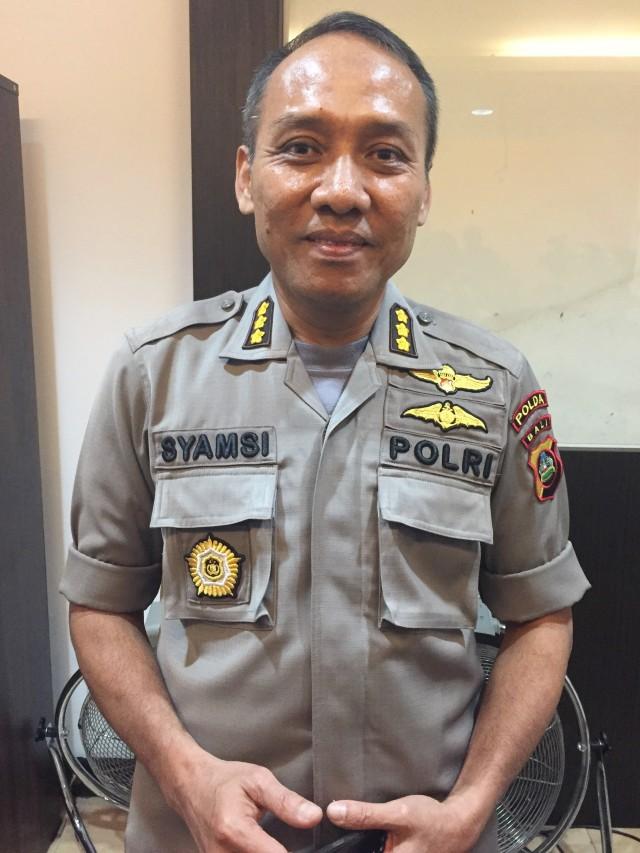 Kabid Humas Polda Bali Kombes Pol Syamsi, POTRAIT