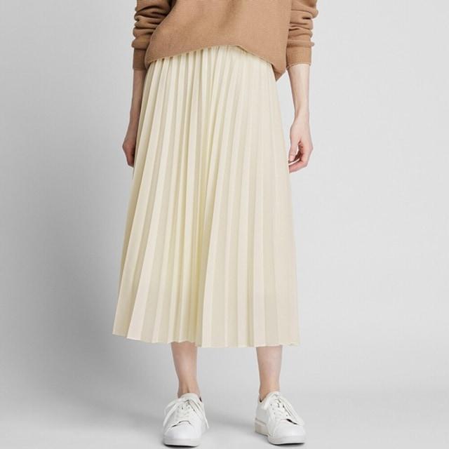Pleated Skirt - UNIQLO