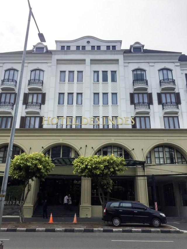 PTR, HOTEL DES INDES MENTENG
