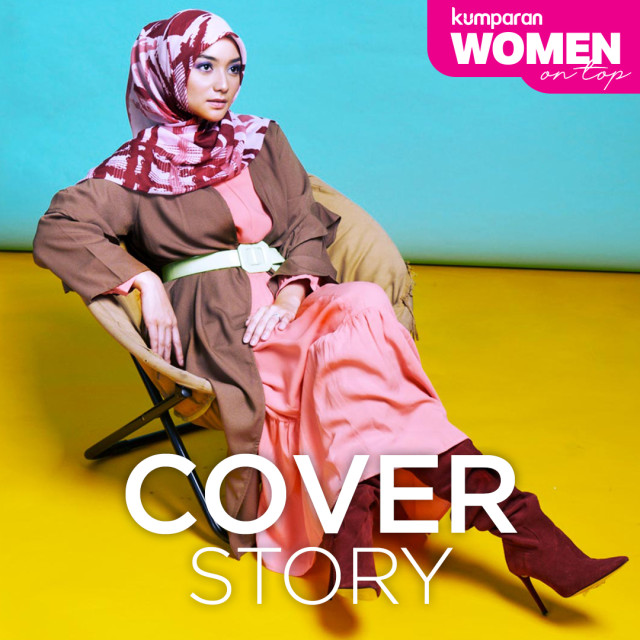 WOMEN ON TOP - Cover Story - Citra Kirana