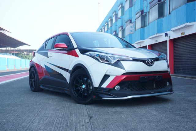 Menanti Toyota C-HR GR Sport Mengaspal di Indonesia (104600)