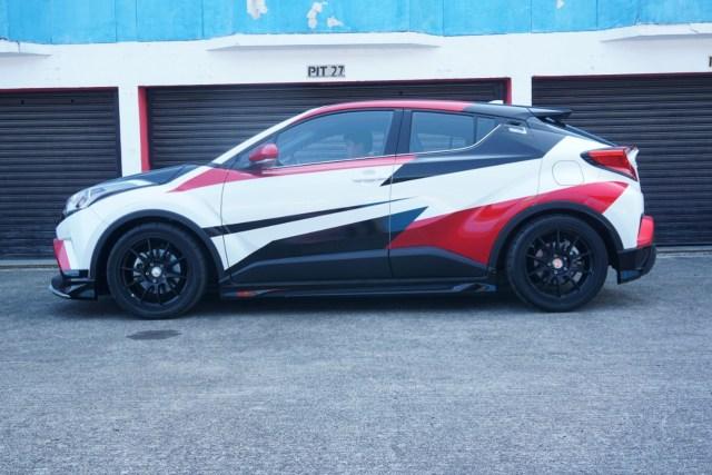 Menanti Toyota C-HR GR Sport Mengaspal di Indonesia (104602)