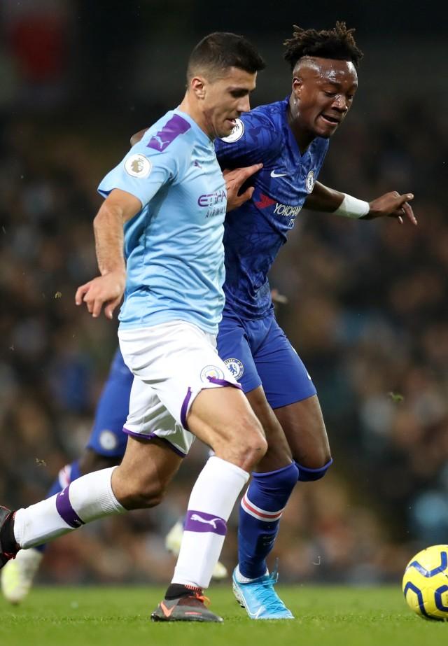 Manchester City vs Chelsea (PTR)