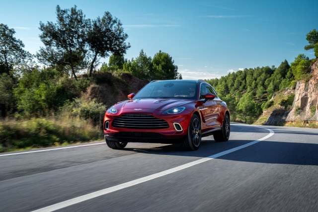 Intip Mobil Aston Martin, yang Akan Jadi Safety Car Formula 1 2021 (296583)