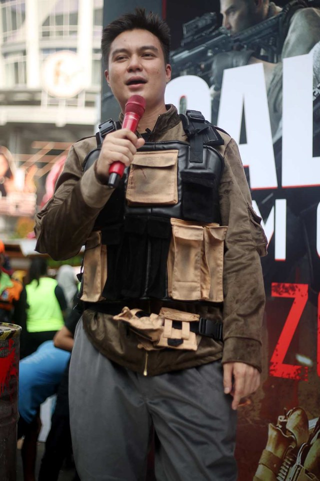 Prank Activation Call Of Duty Mobile, CFD, Baim Wong PTR