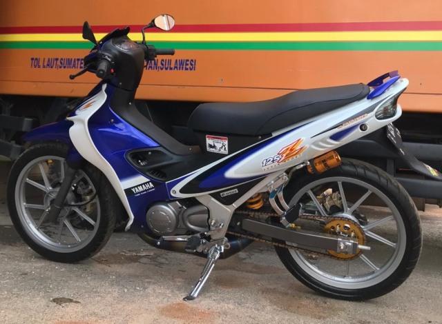 Harga Yamaha 125Z Bekas Tembus Rp 94,2 Juta, Apa Istimewanya?  (207)