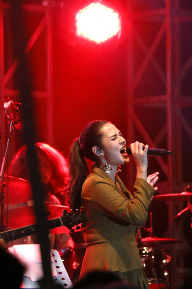 Raisa Ungkap Mimpi Besar dalam Hidup, Salah Satunya Konser Tunggal yang Tertunda (64210)