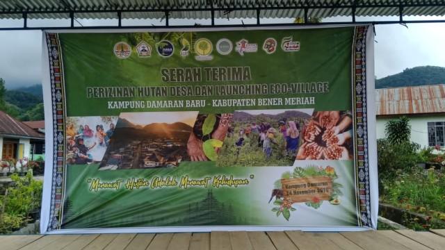 Kisah Perempuan Bener Meriah Aceh Dapat Izin Kelola Hutan Lindung Kumparan Com