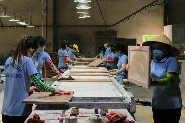 Kembangkan Industri Furnitur, Indonesia Belajar ke Vietnam (5089)