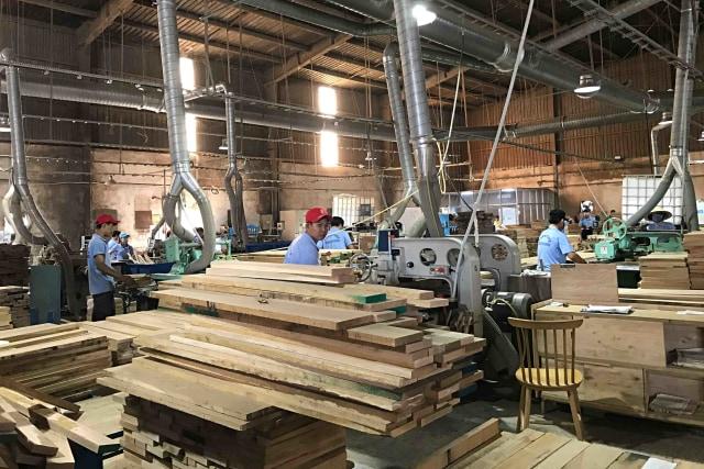 Kembangkan Industri Furnitur, Indonesia Belajar ke Vietnam (5091)