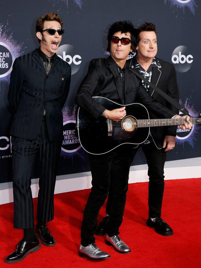 PTR, American Music Awards 2019,  Green Day